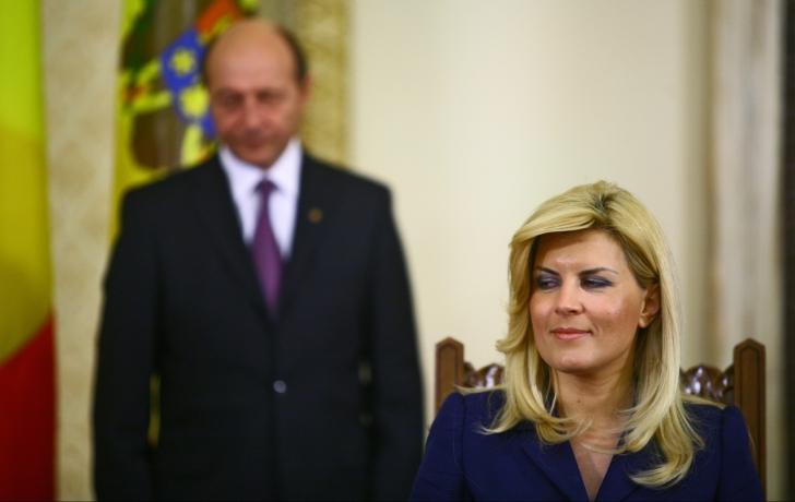 Istoria relaţiei dintre Elena Udrea şi Traian Băsescu, reconstituită de cei din jurul lor