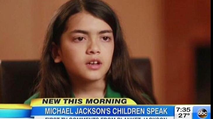 Fiul cel mic al lui Michael Jackson şi-a schimbat numele. Motivul e sfâşietor!