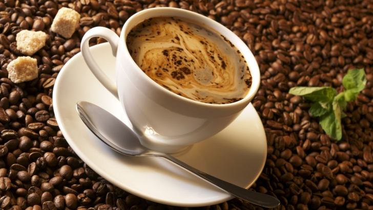 cafeaua va arde grăsime)