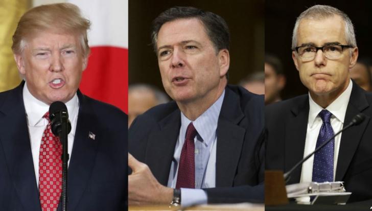 Fostul şef FBI, audiat în scandalul Trump-Moscova: Acuzaţiile Adminstraţiei Prezidenţiale, minciuni