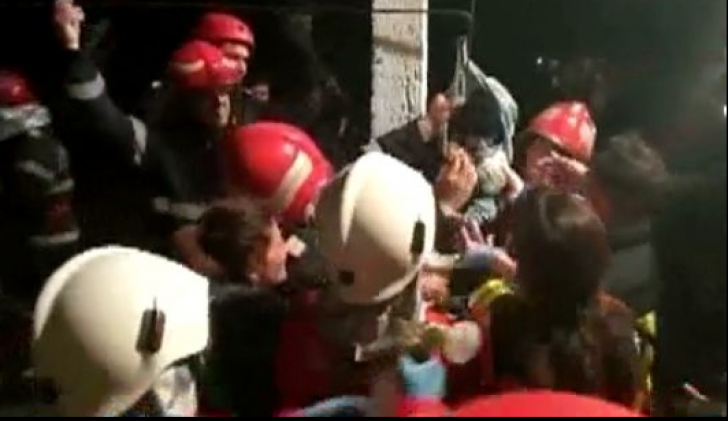 Copilul salvat din puț este în stare stabilă, ameliorată
