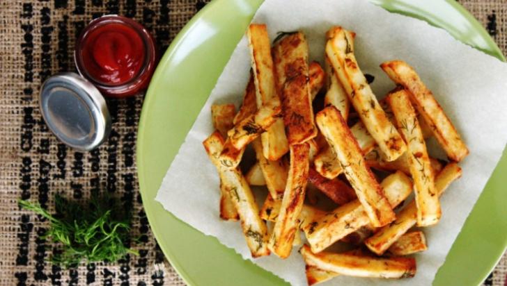 Cum prepari cei mai buni cartofi prăjiţi fără niciun strop ulei