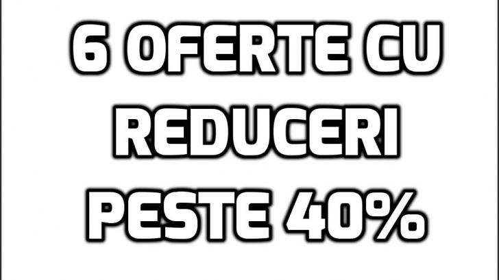 eMAG Saptamana electrocasnicelor – 6 oferte cu reduceri reale de peste 40%