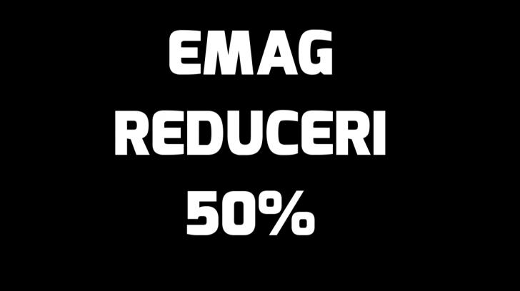 eMAG Stock Busters – Ce laptop puternic iti poti cumpara cu un buget de 2.000 de lei, la promotie