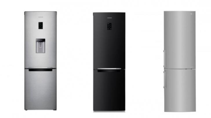 Reduceri eMAG combine frigorifice. 10 oferte șoc pe care le găsești azi