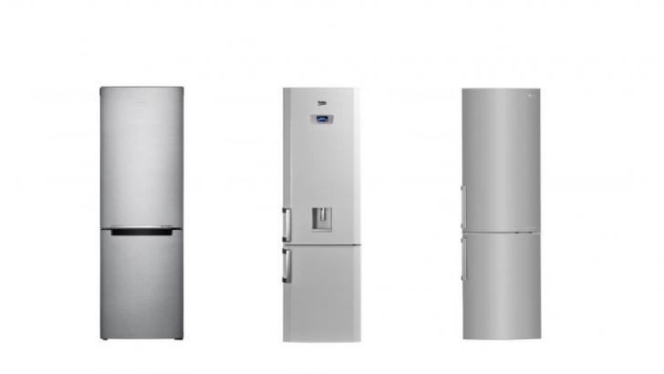 Reduceri eMAG combine frigorifice. TOP 10 cele mai tari oferte de azi