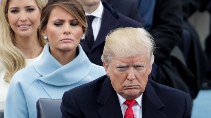 Gafă de proporţii la Casa Albă! Melania Trump a dat like unei postări în care era ironizat soţul ei