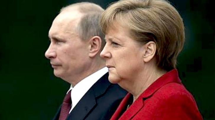 Merkel-Putin, întâlnire crucială. Cancelarul german, îngrijorat de lipsa drepturilor homosexualilor