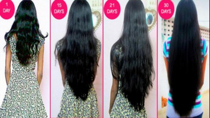 Cum să îţi creşti părul rapid - trucul simplu cu efect miraculos: 2 cm pe săptămână!