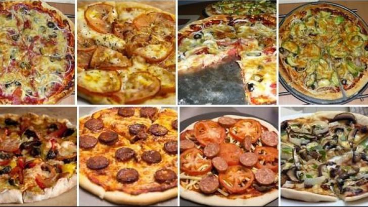 mozzarella gravid pizza