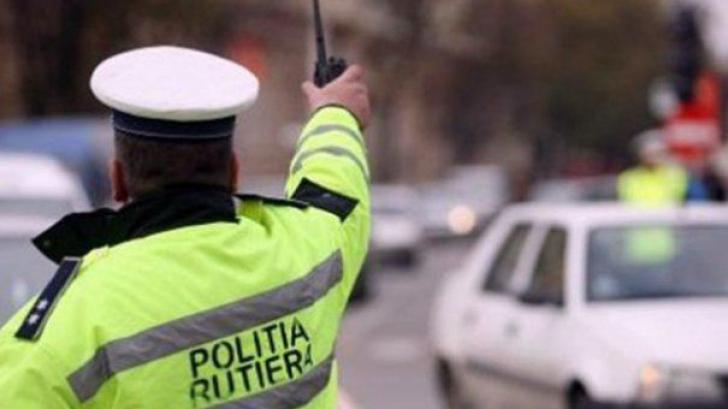 Doi polițiști din Măgurele, aflați în misiune, răniți în trafic