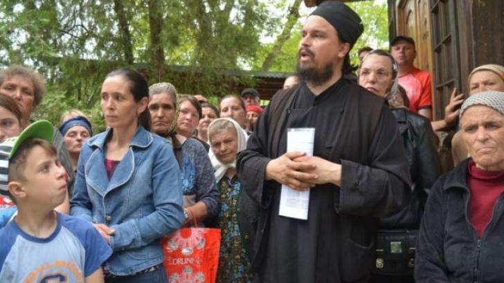 Preot din Botosani