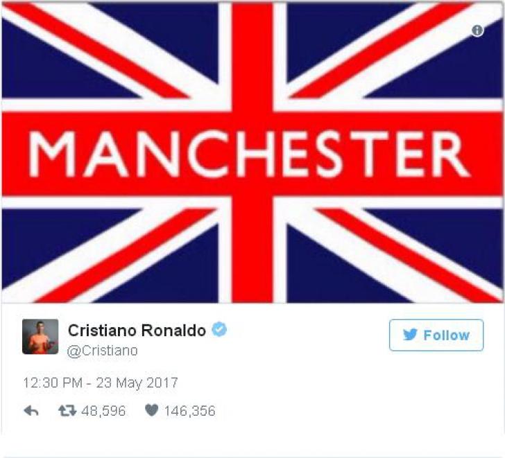 """Staruri despre atacul de la Manchester: """"Nu ne vom lăsa intimidaţi!"""""""