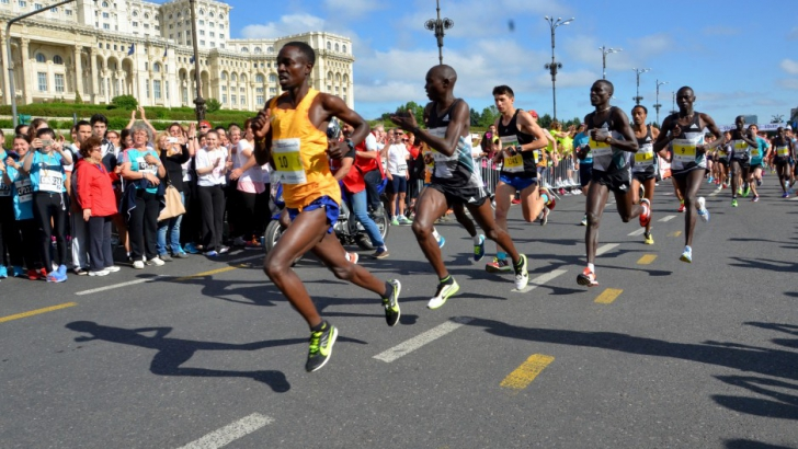 Fantastic! O româncă de la MAI este mai rapidă decât atletele profesioniste din Kenya şi Etiopia