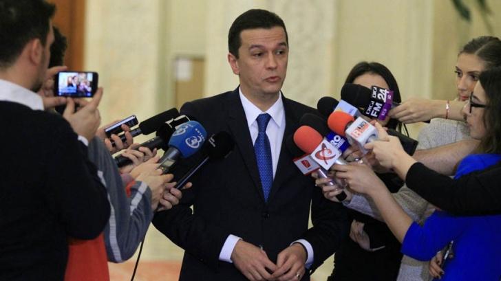 Sorin Grindeanu a sesizat CCR, cu privire la votul secret de la moțiunea de cenzură. Update
