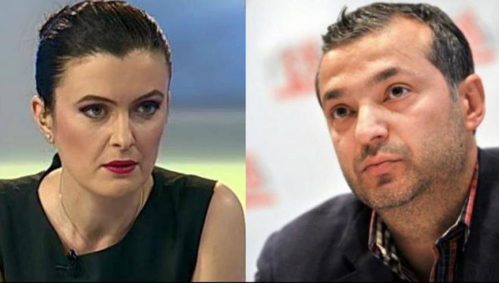 """Sorina Matei îl dă în judecată pe Dan Andronic, după scandalul """"acoperiților din presă"""""""