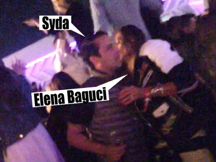 """""""Syda"""", fostul soţ al Elenei Băsescu, are o nouă iubită, model internaţional"""