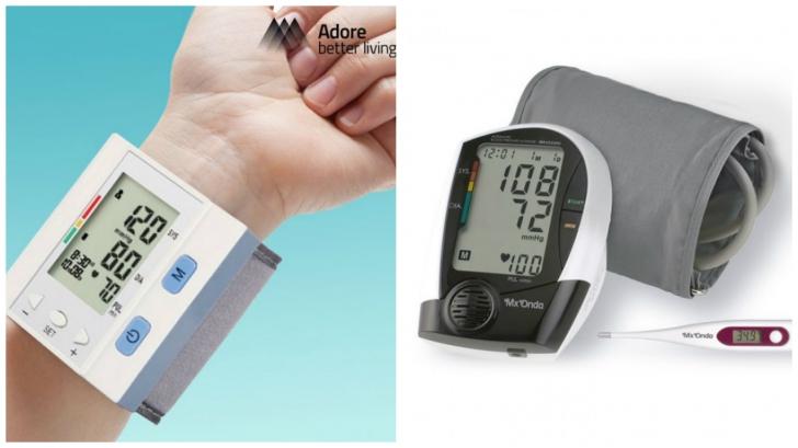 Termometre si tensiometre – ce modele sa alegeti si cati bani costa