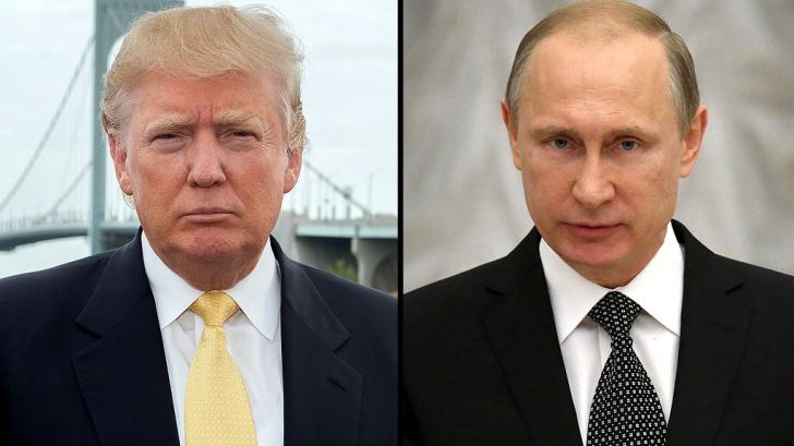 """Anunțul neașteptat al lui Vladimir Putin: """"Voi face publice discuțiile cu Donald Trump"""""""