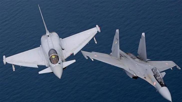 Avioane rusești au violat spațiul aerian al Marii Britanii. Aviația Regală a reacționat prompt