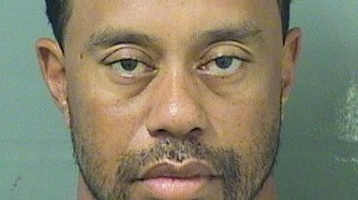 Cel mai mare campion mondial la golf, arestat pentru conducere sub influenţa alcoolului