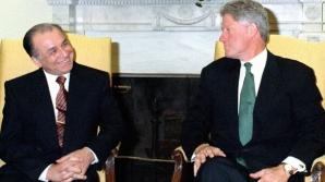 Toţi preşedinţii României au fost primiţi la Casa Albă, în timpul mandatelor