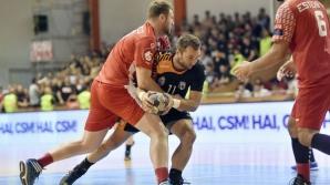 Handbal masculin: Dinamo București a câștigat din nou titlul de campioană națională