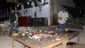 Serie de atentate în Pakistan, bilanțul oficial indică zeci de morți și răniți