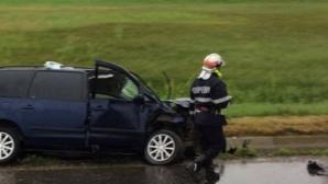 ACCIDENT înfiorător pe DN 2: un mort, 4 răniţi, între care şi un copil. Cine era şoferul / Foto: desteptarea.ro