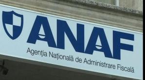 Anunț important de la ANAF