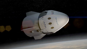 NASA: Capsula in spatiu