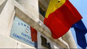 CCR: Preşedintele poate CENZURA publicarea opiniilor separate ale judecătorilor