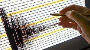 Cutremur în Vrancea, marţi dimineaţă