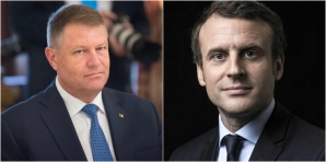 Iohannis si Macron