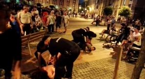 SCANDAL la concertul aniversar Phoenix, la Timişoara. Jandarmii au intervenit în forţă! / Foto: opiniatimisoarei.ro