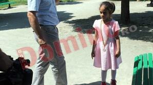Drama fetiţei de 6 ani, victima experimentelor medicului Burnei. Piciorul operat a necrozat