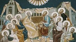 RUSALII. Duminică e prima zi de RUSALII. Credincioșii ortodocși prăznuiesc Pogorârea Sfântului Duh