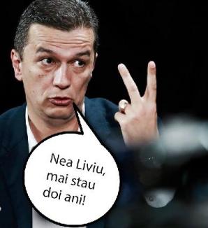 """Imagini amuzante: Cum au văzut internauţii """"despărţirea"""" lui Liviu Dragnea de Sorin Grindeanu"""