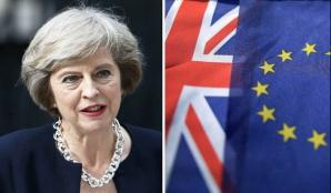Brexit, schimbare de macaz