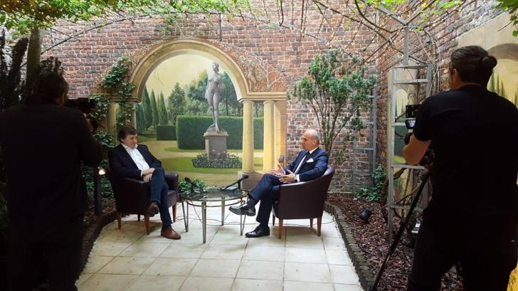 """Crin Antonescu, despre vizita lui Iohannis în SUA: """"A fost la înălţimea acestui moment"""""""