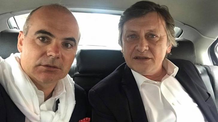 JOCURI DE PUTERE, ora 21.00: Super-INTERVIU cu Crin Antonescu