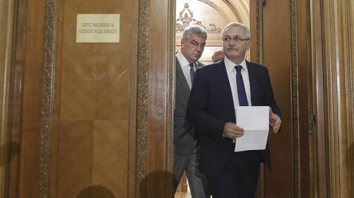 Liviu Dragnea: Eu şi premierul desemnat vom avea o discuţie cu UDMR
