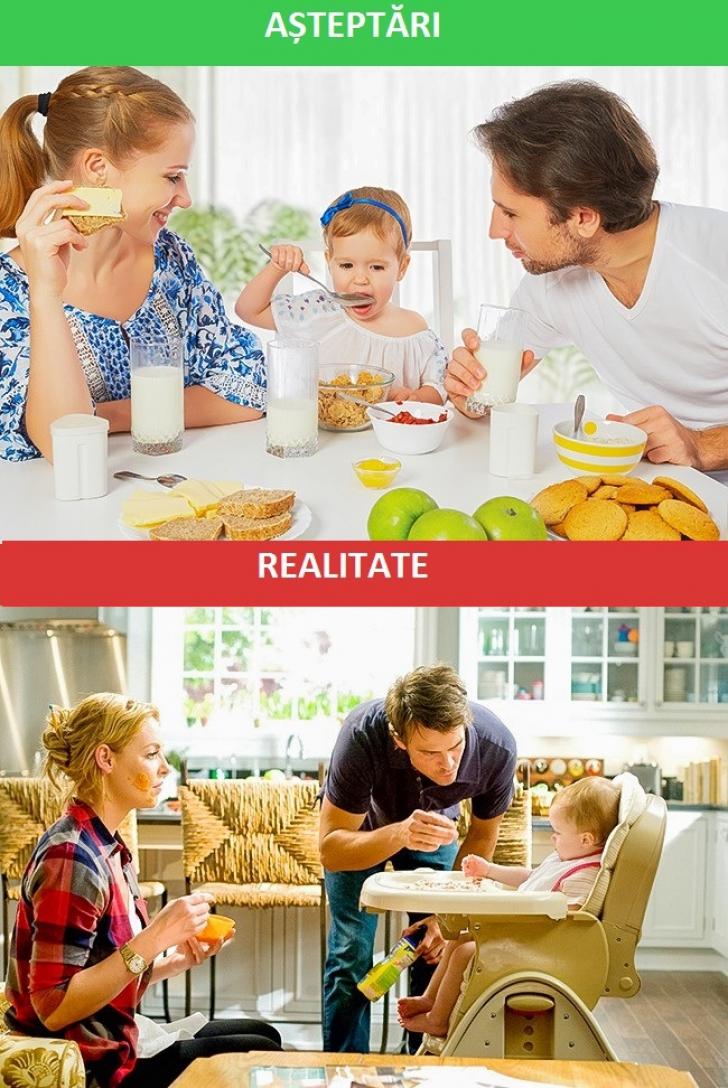 Adevărul despre viaţa după căsătorie, în cele mai haioase imagini - între aşteptări şi realitate!
