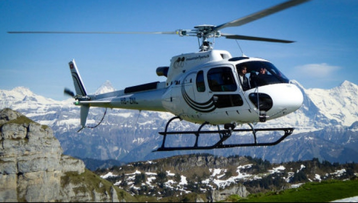 Accident de elicopter