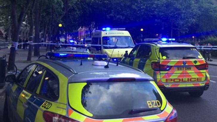 Încă un atac în centrul Londrei. Poliția suspectează că ar fi vorba de un nou atentat terorist