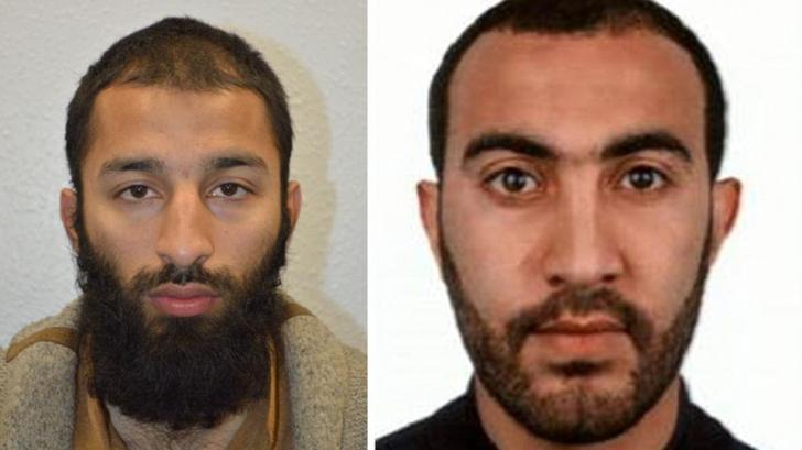 Atentatul de la Londra. Poliţia britanică a dezvăluit numele a doi dintre atacatori