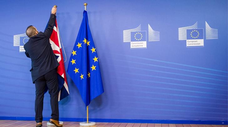 Atenţie! Toate zborurile dintre Europa şi Marea Britanie, SUSPENDATE în ziua Brexit