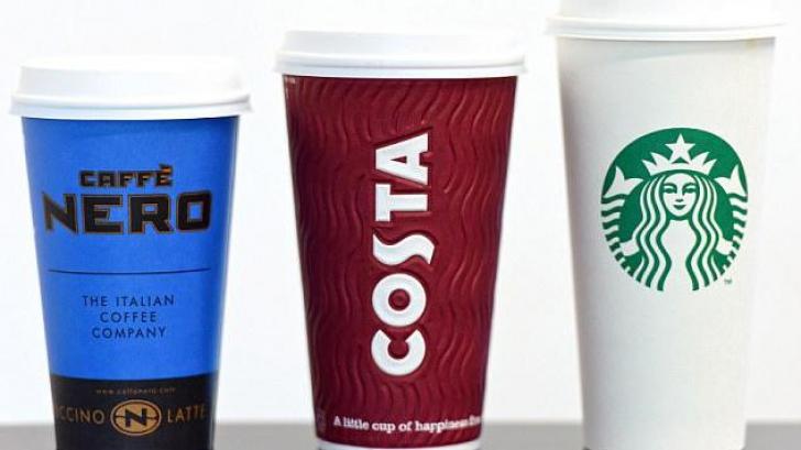 Descoperire şocantă în trei lanţuri de cafenele cunoscute la nivel mondial. Se găsesc şi în România