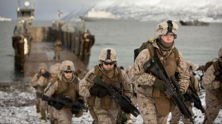 Relațiile dintre Norvegia și Rusia se răcesc. Prezența americanilor în zonă deranjează Kremlinul