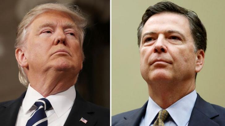 """""""Este un turnător!"""" Declarații fără precedent ale lui Donald Trump la adresa fostului director FBI"""